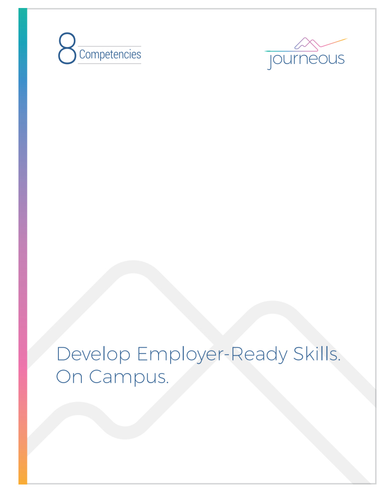 Develop 8 Employer-ready skills (without leaving campus)